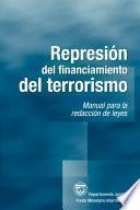 Libro de Represión Del Financiamiento Del Terrorismo