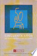 Libro de Cincuenta Años De Pensamiento En La Cepal