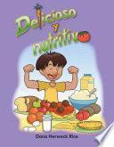 Libro de Delicioso Y Nutritivo