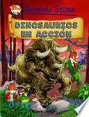Libro de Dinosaurios En Acción
