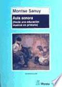Libro de Aula Sonora