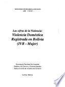 Libro de Las Cifras De La Violencia