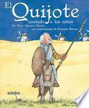 Libro de El Quijote Contado A Los Niños