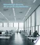 Libro de Metodología Docente Del Proyecto Arquitectónico