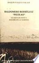 Libro de Baldomero Rodríguez  Picolao