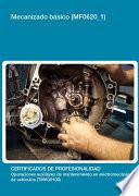 Libro de Mf0620_1   Mecanizado Básico