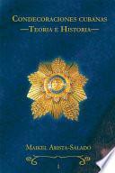 Libro de Condecoraciones Cubanas