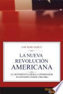 Libro de La Nueva Revolución Americana