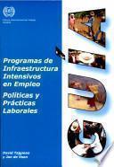 Libro de Programas De Infraestructura Intensivos En Empleo