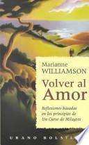 Libro de Volver Al Amor