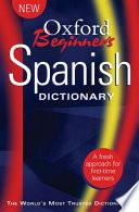 Libro de Oxford Beginner S Spanish Dictionary