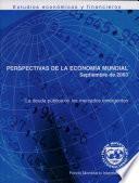 Libro de Perspectivas De La Economía Mundial, Septiembre De 2003