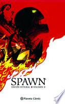Libro de Spawn Integral No 02 (nueva Edición)