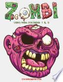 Libro de Zombi Libro Para Colorear 1 & 2