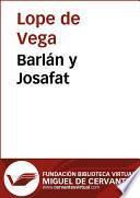 Libro de Barlán Y Josafat