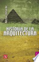 Libro de Historia De La Arquitectura