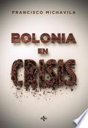 Libro de Bolonia En Crisis