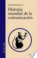 Libro de Historia Mundial De La Comunicación