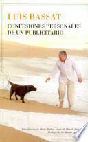 Libro de Confesiones Personales De Un Publicitario