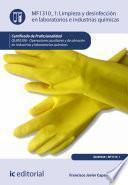 Libro de Limpieza Y Desinfección En Laboratorios E Industrias Químicas. Quie0308