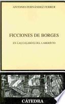 Libro de Ficciones De Borges