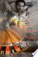 Libro de Lo Que Pasa En Las Vegas