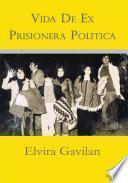 Libro de Vida De Ex Prisionera Politica