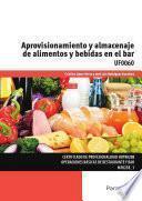 Libro de Uf0060   Aprovisionamiento Y Almacenaje De Alimentos Y Bebidas En El Bar
