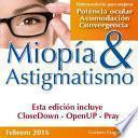 Libro de Miopia Y Astigmatismo   Libres Para Siempre