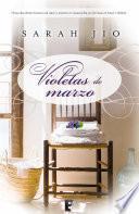 Libro de Violetas De Marzo