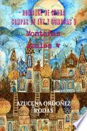 Libro de Romance De Lunha Compas De Luz Y Sombras V Montañas Azules V