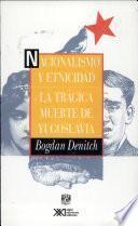 Libro de Nacionalismo Y Etnicidad