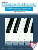Libro de Piano Method Level 2