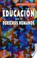 Libro de Educación Para Los Derechos Humanos