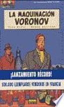 Libro de La Maquinación Voronov