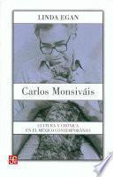 Libro de Carlos Monsiváis