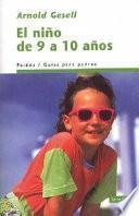 Libro de El Niño De 9 Y 10 Años