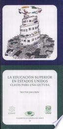 Libro de La Educación Superior En Estados Unidos