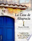 Libro de La Casa De Altagracia