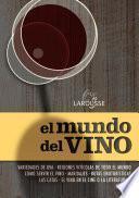 Libro de El Mundo Del Vino