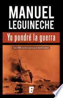 Libro de Yo Pondré La Guerra