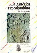 Libro de La América Precolombina