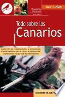 Libro de Todo Sobre Canarios