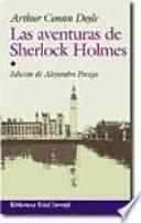 Libro de Las Aventuras De Sherlock Holmes
