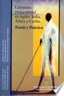 Libro de Literatura Post Colonial En Inglés