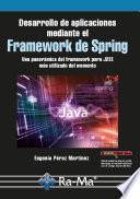 Libro de Desarrollo De Aplicaciones Mediante Framework De Spring
