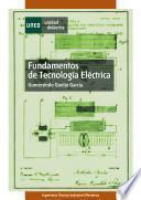 Libro de Fundamentos De Tecnología Eléctrica