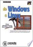Libro de De Windows A Linux