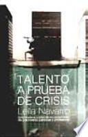 Libro de Talento A Prueba De Crisis