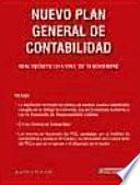 Libro de Nuevo Plan General De Contabilidad